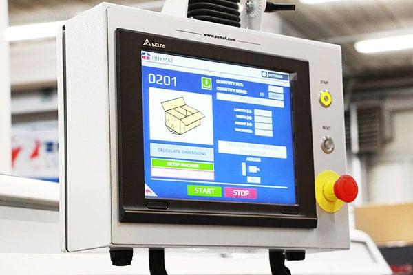 Boxmaker-Boxmat2-control-panel
