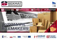 Boxmat Automatic Boxmakers 2020